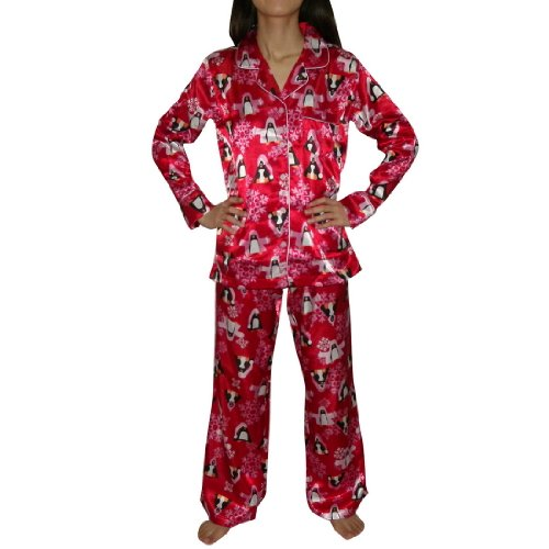 2 PCS SET: Girls La Senza Fleece Sleepwear Pajama Top & Pants Set