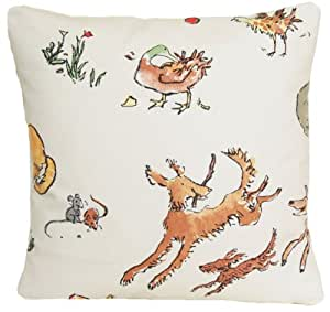 Farm Animal Pillow Pets : Amazon.com: Farm Animals Decorative Pillow Case Kids Room Dog And Cats Cushion Cover Osborne and ...