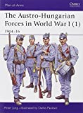 The Austro-Hungarian Forces in World War I (1): 1914-16