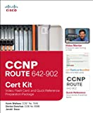  : CCNP ROUTE 642-902 Cert Kit: Video, Flash Card, and Quick Reference Preparation Package &#40;Cert Kits&#41;