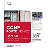CCNP ROUTE 642-902 Cert Kit: Video, Flash Card, and Quick Reference Preparation Package (Cert Kits) ~ Kevin Wallace