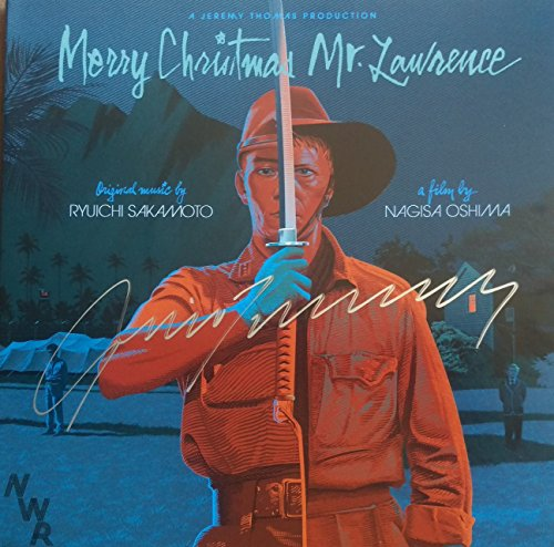 album art for merry christmas mr lawrence ost amazon exclusive autographed by - Ryuichi Sakamoto Merry Christmas Mr Lawrence