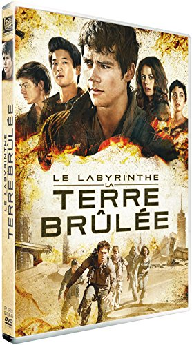 Le Labyrinthe : La Terre Brûlée - Dvd + Digital Hd