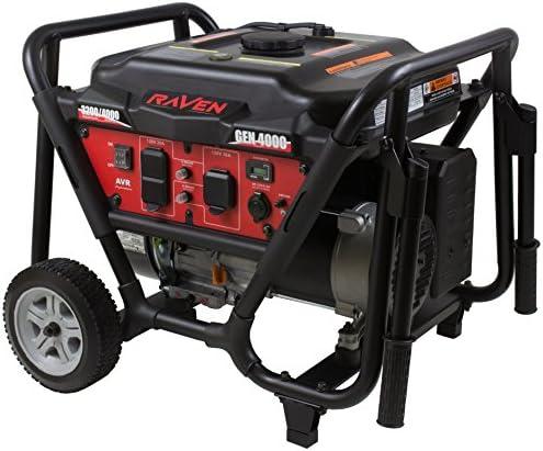 Raven 4000W Portable Power Generator