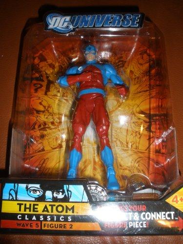 Buy Low Price Mattel DC Universe Classics Series 5 Exclusive Action Figure The Atom Build Metallo Piece! (B001M838Y4)