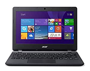 Acer Aspire E 11 ES1 111M C40S 11.6 Inch Laptop  Diamond Black  available at Amazon for Rs.29397