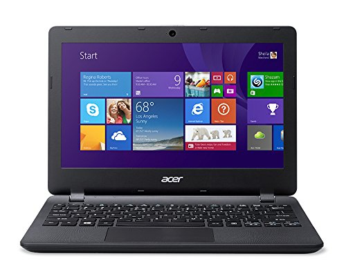 Acer Aspire E 11 ES1-111M-C40S 11.6-Inch Laptop Diamond Black