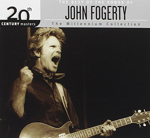 John Fogerty - Best Of John Fogerty -  The Millennium Collection (Eco-friendly Packaging) - Zortam Music