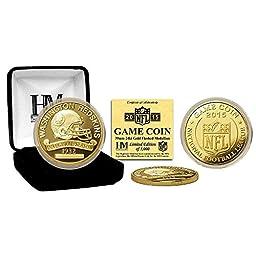 Highland Mint THM-WR15FGMK Washington Redskins 2015 Game Coin
