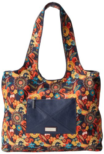Hadaki Nylon Sayonara Tote,Arabesque,One Size
