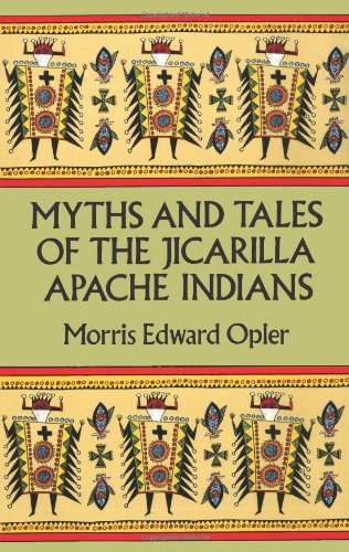 Myths And Tales Of The Jicarilla Apache Indians (Native American) front-1075951