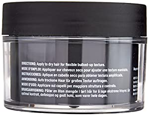 Sexy Hair Short Sexy Hair Frenzy Matte Texture Pomade 2 shine and 8 hold, 1.8 Ounce