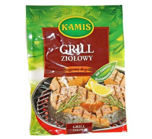 Kamis BBQ Herbal Spice Mix 3-pack (3x25g/3x0.9oz)