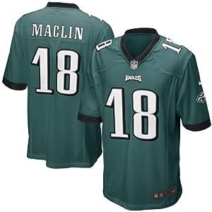 Nike NFL Philadelphia Eagles Jeremy Maclin Youth Replica Football Jersey by Nike
