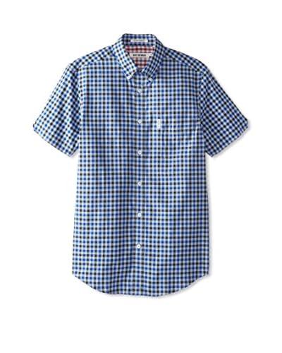 Ben Sherman Men's Short Sleeve House Gingham Shirt