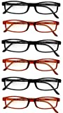 Extra Pair® Value Eyes Plastic Frames 6 Pack - Incredible Value, 3.50
