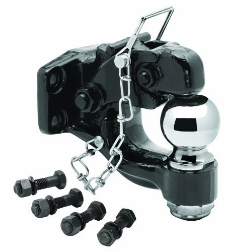 Find Cheap Tow Ready 63012 Pintle Hook with 2-5/16 Ball