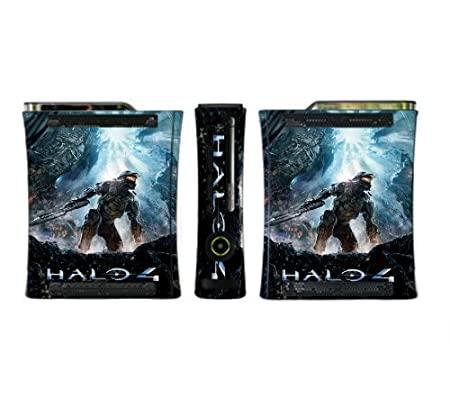 Halo 4 Limited Edition Game Skin for Xbox 360 Console