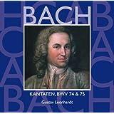 Bach, JS : Sacred Cantatas BWV Nos 74 & 75