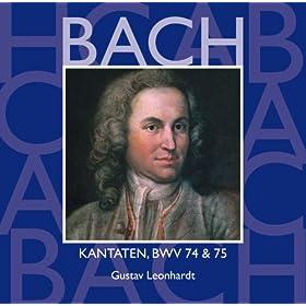 """Cantata No.75 Die Elenden sollen essen BWV75 : XIV Chorale - """"Was Gott tut, das ist wohlgetan"""" [Choir]"""