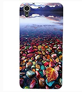ColourCraft Beautiful Image Design Back Case Cover for HTC DESIRE 626G+