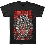Babymetal Men's Rose Wolf Slim Fit T-shirt Small Black
