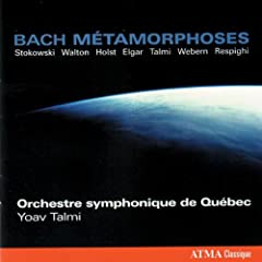 Bach Metamorphoses