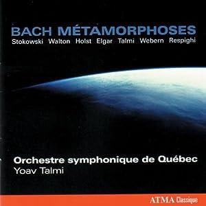 Bach Metamorphoses