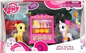 My Little Pony - Fun at the Fair with Apple Bloom & Sweetie Belle
