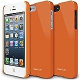 [LF Orange] Apple iPhone 5 Ringke SLIM LF Premium Hard Case - Rearth ECO Package