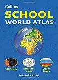 Collins School World Atlas (Collins School Atlas)