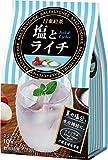 日東紅茶 塩とライチ 10本入り(9.9g×10本)