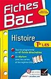 Fiches Bac Histoire Tle L,ES: Fiches de cours - Terminale L, ES