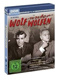 Wolf unter Wölfen ( DDR TV-Archiv ) [3 DVDs]