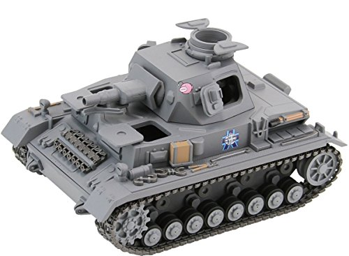 ガールズ&  パンツァー IV号戦車D型 エンディングVer. プラモデル