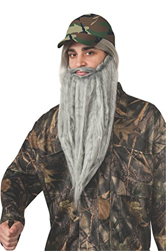 Rubie's Costume Men's Duck Hunting Season Adult Hunter Camo Baseball Cap