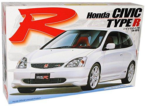 honda-civic-type-r-2001-2006-7-generation-weiss-bausatz-kit-1-24-fujimi-modellauto-modell-auto