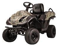 Raven Hybrid Generator Utility Cart ATV Red MPV7100 (No Lawn Mower Atttached) (Camo) from MPV7100