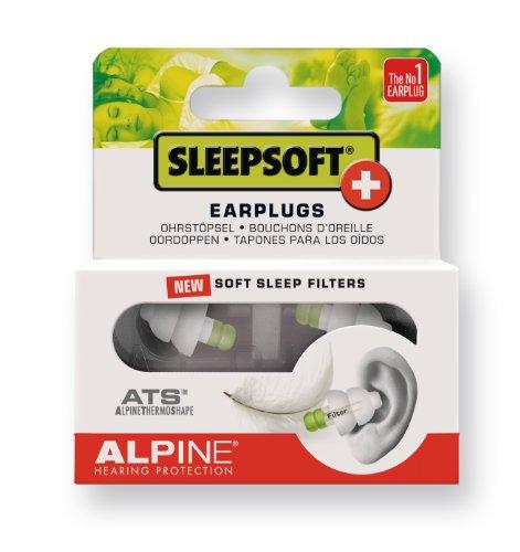 Alpine swimsafe tappi per orecchie per piscina e contro l for Tappi orecchie per dormire