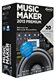 Software - MAGIX Music Maker 2013 Premium (Anniversary Special inkl. Music Studio)