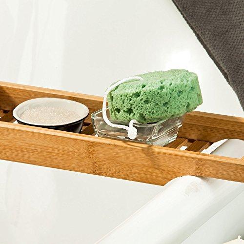 sobuy badewannenbrett aus bambus neu im bambus shop. Black Bedroom Furniture Sets. Home Design Ideas
