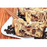 Cinnamon Raisin Babka 18oz ~ Zelda's Sweet Shoppe