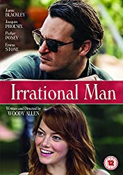 Irrational Man [DVD] [2016]