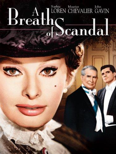Amazon.com: A Breath of Scandal: Sophia Loren, Maurice Chevalier, John