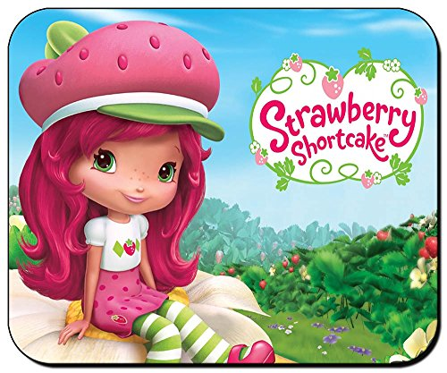 Tarta De Fresa Strawberry Shortcake Tappetino Per Mouse Mousepad PC