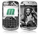 MusicSkins Bob Marley Studio Skin for BlackBerry Bold (9900/9300)