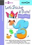 Let's Sticker & Paste! Amazing Animal...