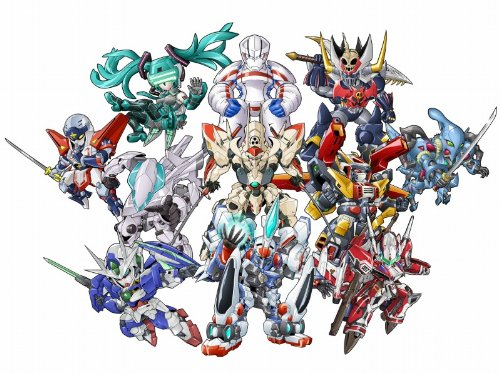 スーパーロボット大戦UX (初回封入特典:「キャンペーンMAP」&「ツメスパ」をダウンロードできるダウンロードコード 同梱)