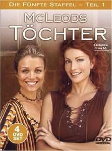 McLeods Töchter - Die fünfte Staffel, Teil 1 [4 DVDs]