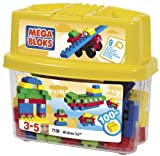 Mega Bloks - Mini Blocks Classic Tub